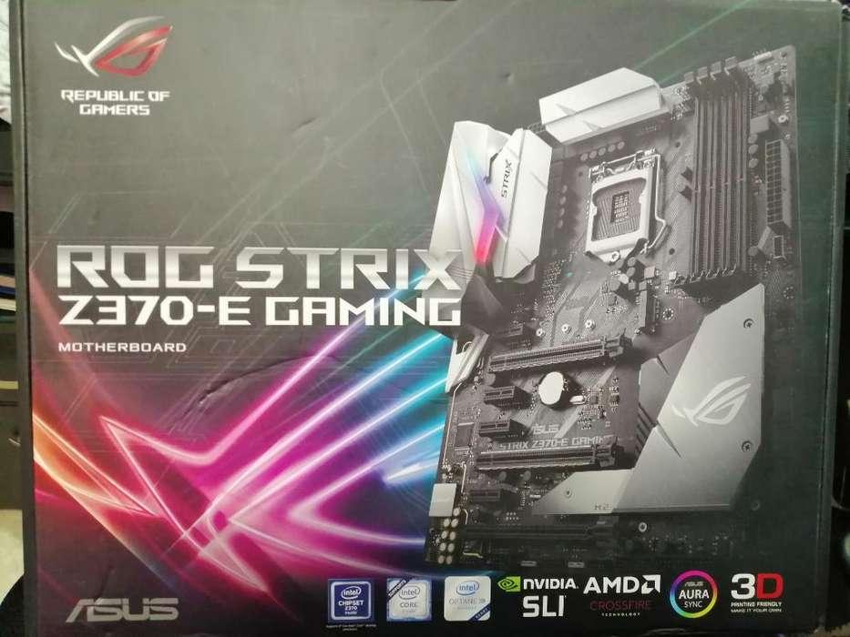 Board Asus Z370-e Gaming Wifi