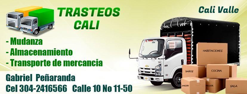 Trasteos y Mudanzas para hogar y oficina Valle del Cauca. Despachos