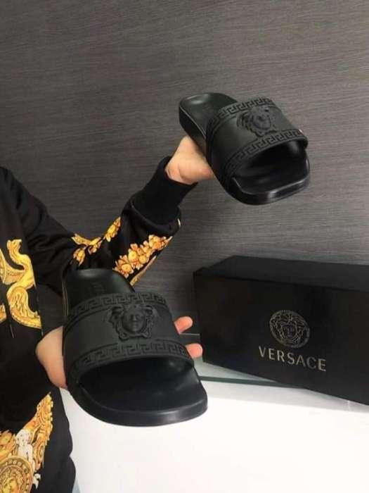 Sandalias Versace 2 Colores Unisex