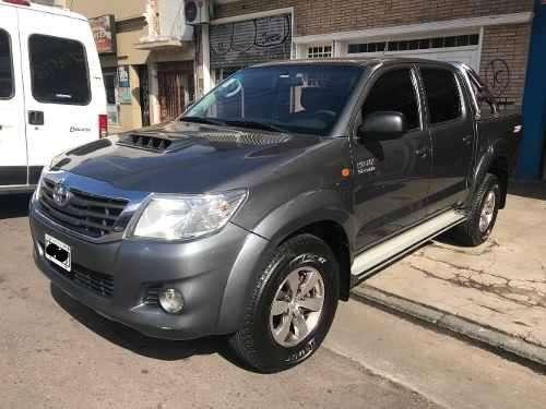 Toyota Hilux 2013 - 138000 km