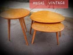 Mesas Centro Vintage