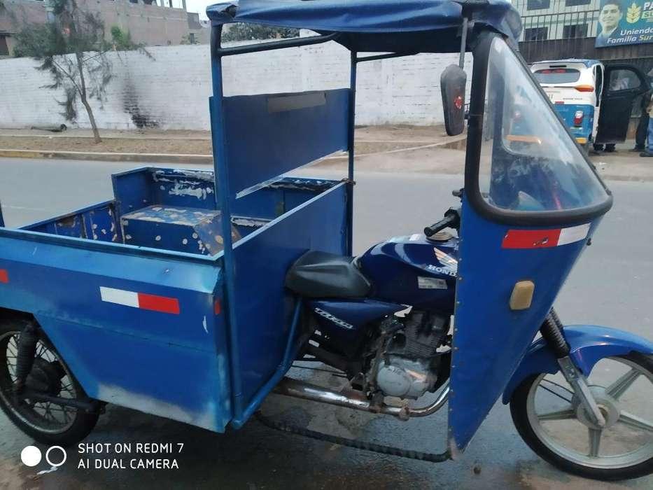 Motocar (nomotaxi) Honda Titan Motor 150