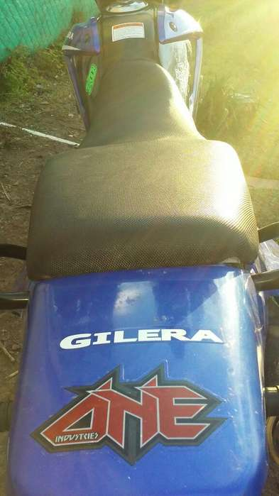 Vendo Gilera Enduro Series