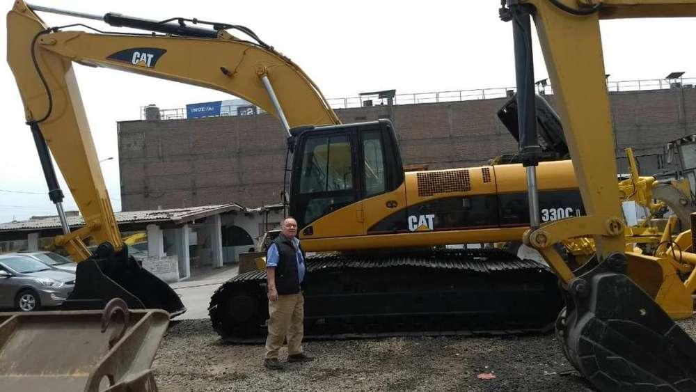 Excavadora CAT 330CL