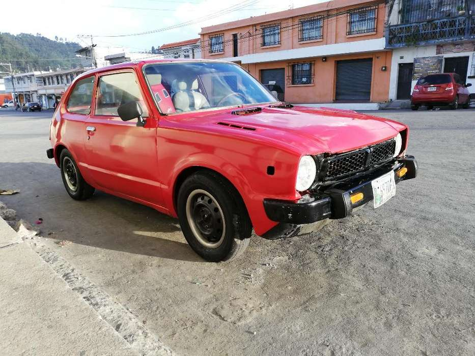 Honda Civic 1977 - 225230 km