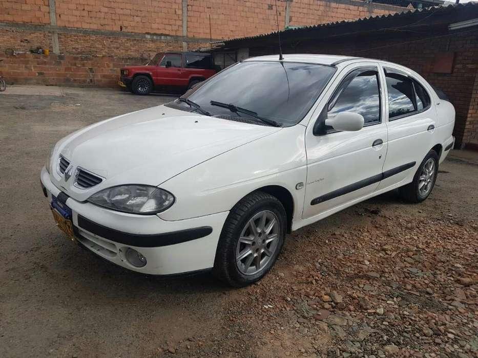 Renault Megane  2002 - 150000 km