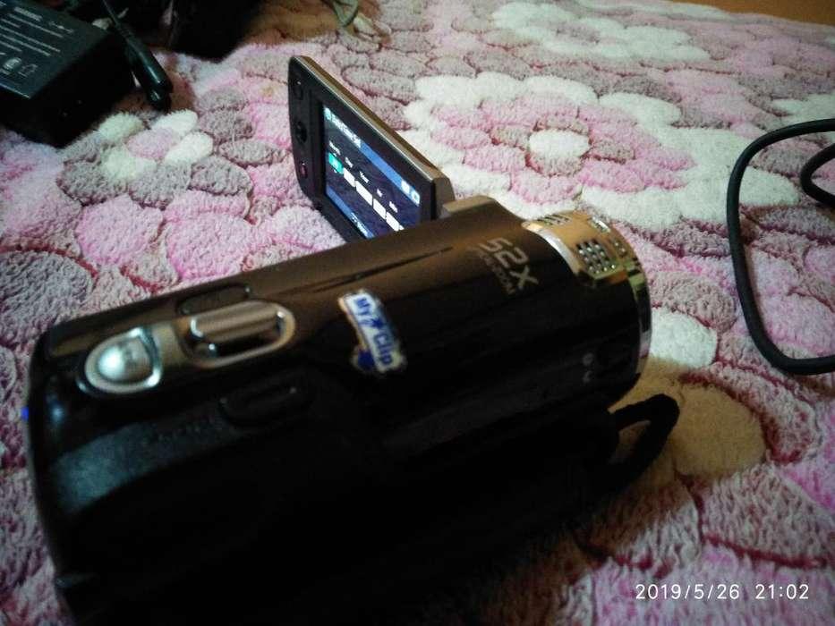 Filmadora Y Camara de Fotos Samsung