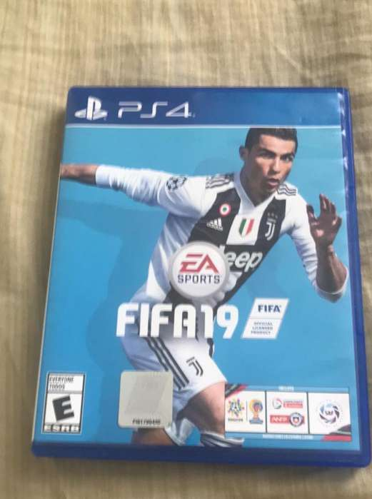 Fifa 19 - Usado,Orginal y Fisico Ps4