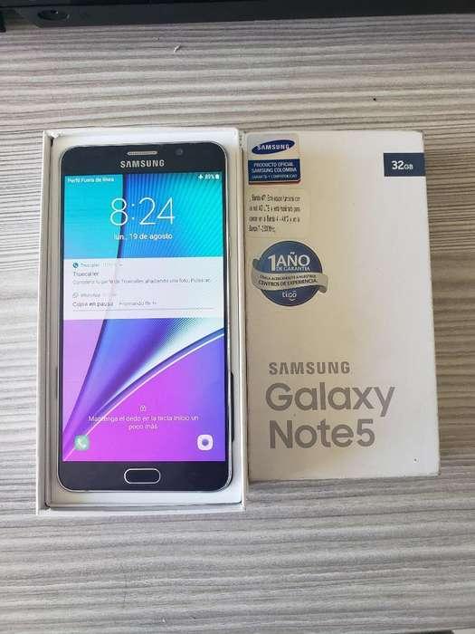 Samsung Note 5 Linda