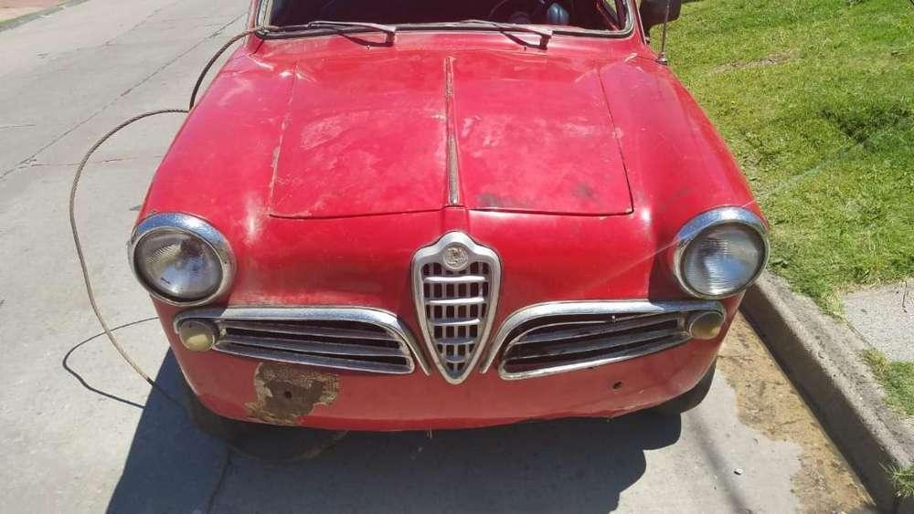 Alfa Romeo Giulietta 1961 - 200 km