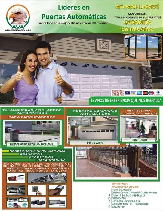 Puertas Electricas Inf.3016464794