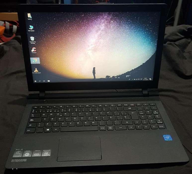 Notebook Lenovo excelente estado - Pantalla grande - Windows 10 - Garantia - Envio gratis