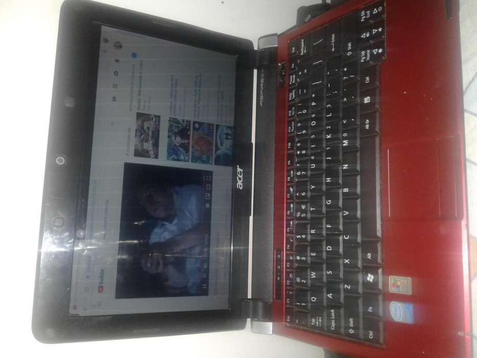 Vendo Laptop Acer