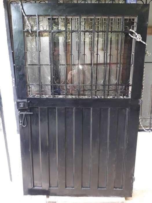 Puertas en Hierro