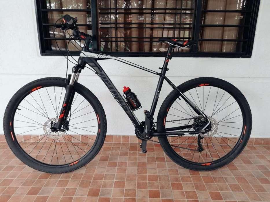 Bicicleta Optimus Mtb Rin 29