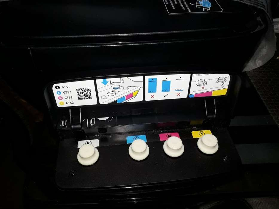 Impresora Deskjet Gt 5820