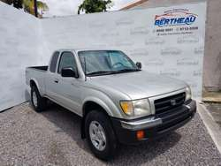 TOYOTA TACOMA LTD 2000 MANUAL 4X4