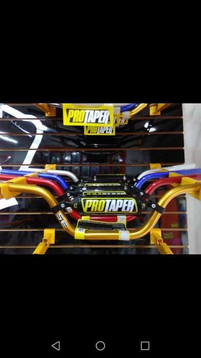 Manubrio Moto Protaper