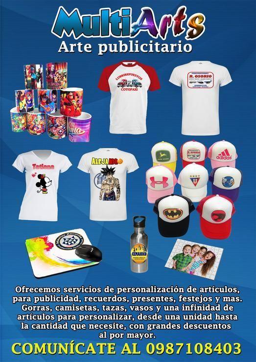 93a6640466b Sublimación y personalizado de Jarros, tazas, gorras, camisetas, pad mause,  rompecabezas