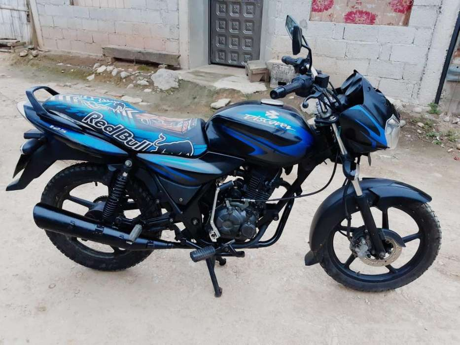 Vendo Moto Bajaj