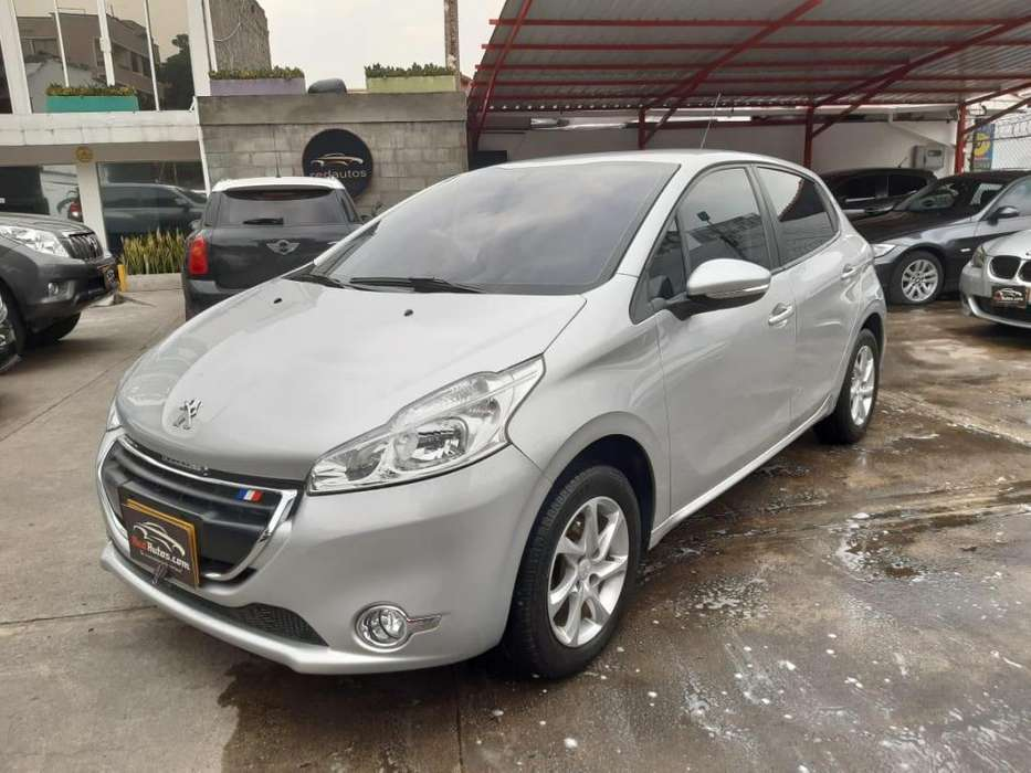 <strong>peugeot</strong> 208 2014 - 34500 km
