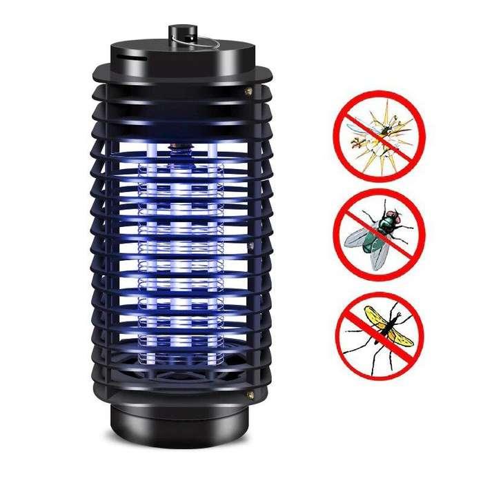 Insectocutor Mata Mosquitos Electronico - Polillas Moscas