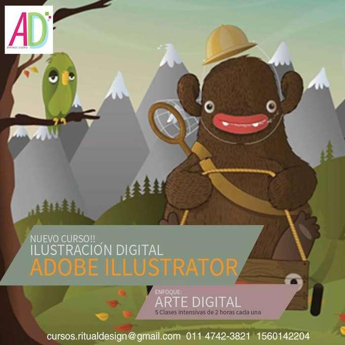 Curso Ilustracion Digital