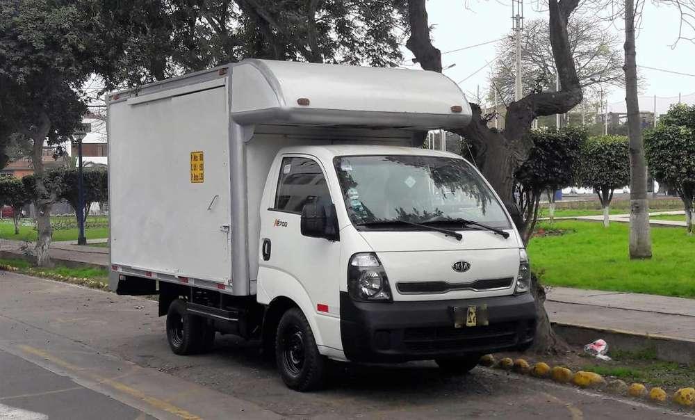 Camion Kia K2700 2013 Furgon Dos Toneladas no hyundai h100