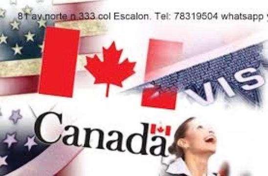 Asesoria en visa USA / CANADA