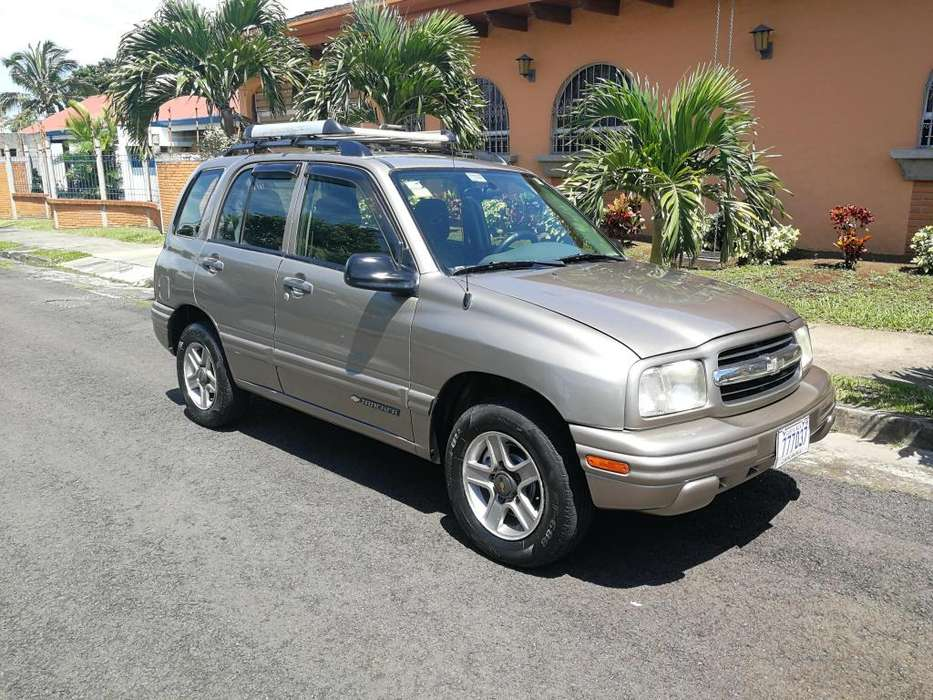 Chevrolet Tracker 2002 - 92450 km