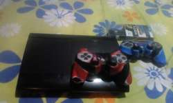 Vendo Playstation 3 Slim con Dos Palanca