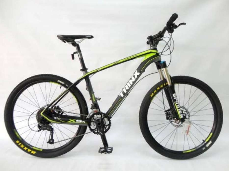 Alquilo Bicicleta Aluminio