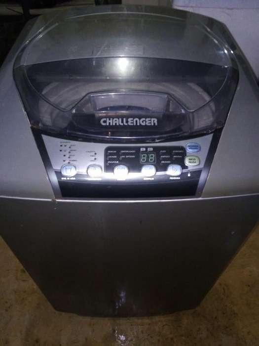 Vendo Lavadora Challenger 18 Libras