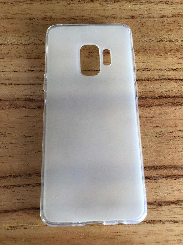 Funda Samsung S9 Tpu Transparente