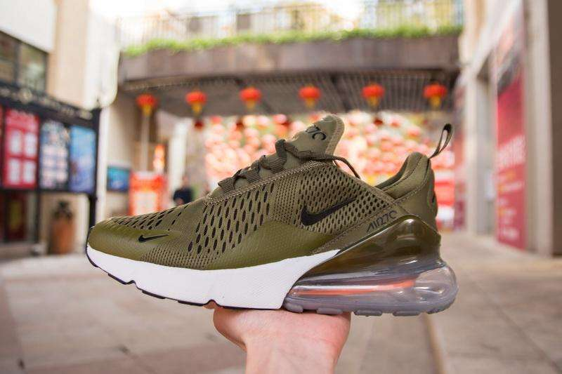 ZAPATILLA NIKE AIR MAX 270 GREEN