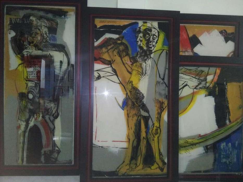 Obras Originales Mantilla Caballero