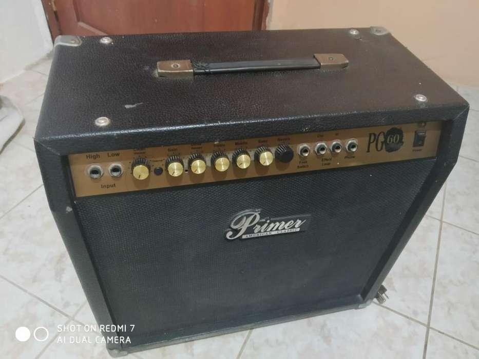 Amplicador de Guitarra