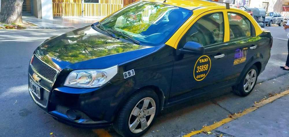 Chevrolet Aveo G3 2013 - 264000 km