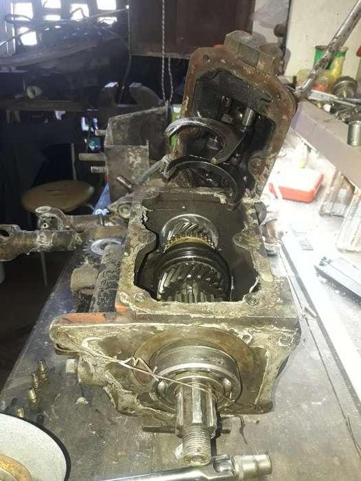 Caja Velocidad Jeep Willys