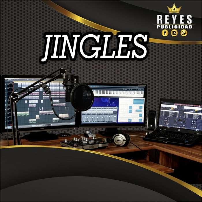 JINGLES MEZCLA MUSICA PROPAGANDA VOZ CANTANTE MUSICO CUÑAS GRABACION Y EDICION PROPAGANDA AUDITIVA