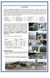 Alquiler de Departamentos en Puerto Santa Ana, cerca Hotel Wyndham, Norte de Guayaquil