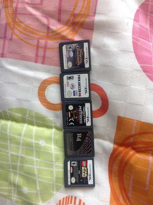 Juegos de Nintendo Ds Y R4