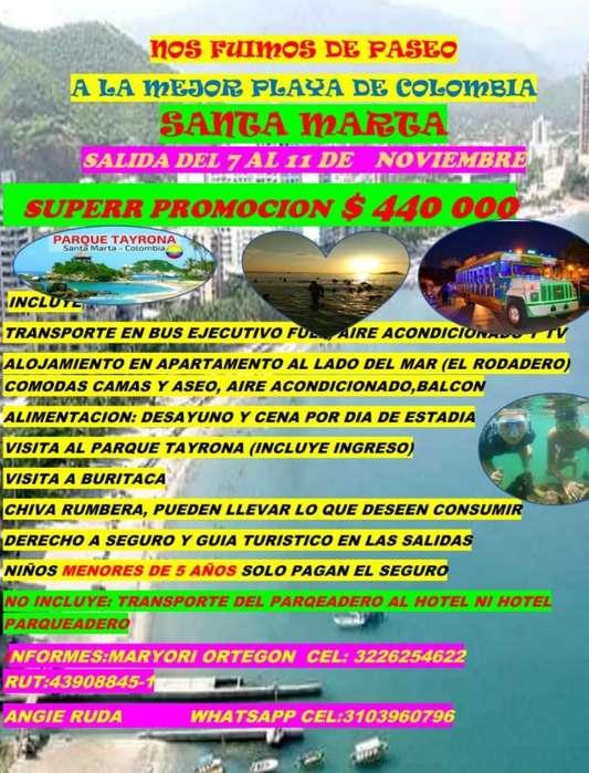 Excursion a Santa Marta