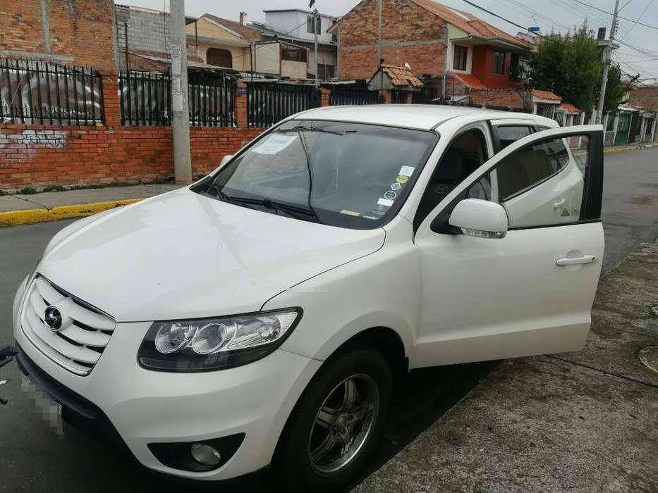 Hyundai Santa Fe 2011 - 180000 km