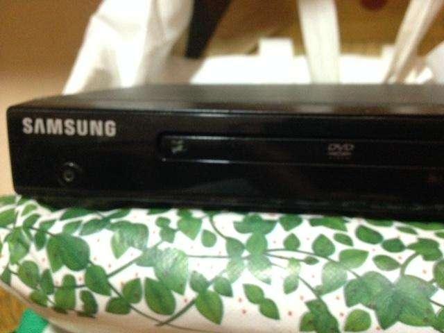 Reproductor De Dvd Samsung Con Control Remoto Hdmi