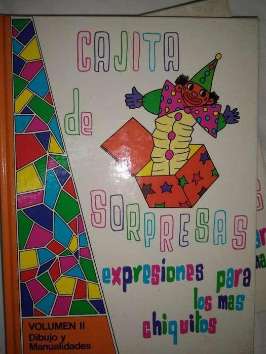 CAJITA DE SORPRESAS T2-Expresiones para chiquitos
