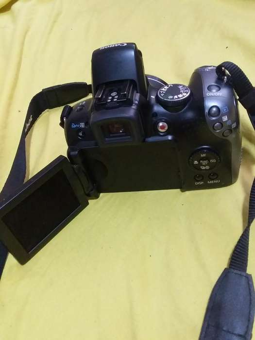 Camara Canon Power Shot de 10 Mega