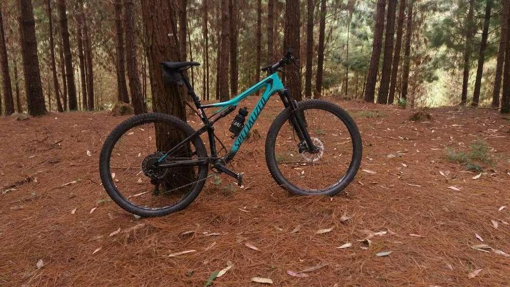 Bicicleta de Montaña Specialized