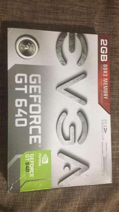 Tarjeta de Video Nvidia Geforce Gt 640