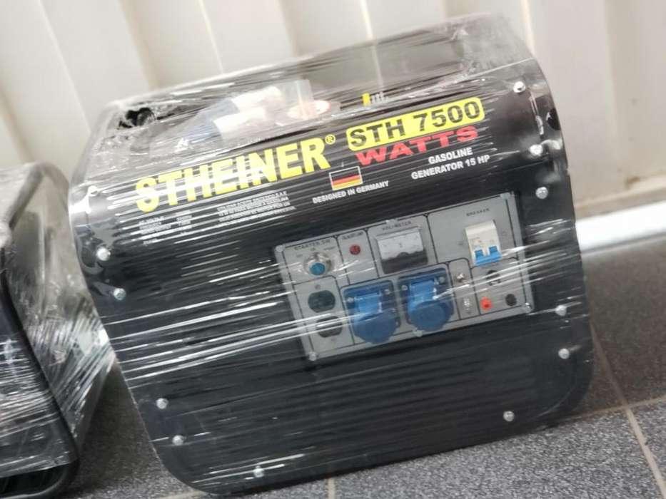 Generador de Luz Y Bomba de Agua